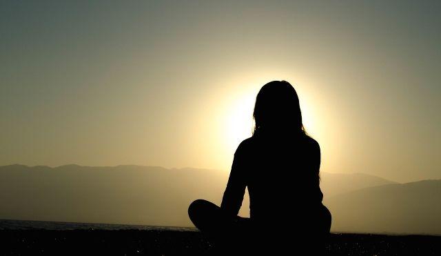 Todo te abraza, meditación