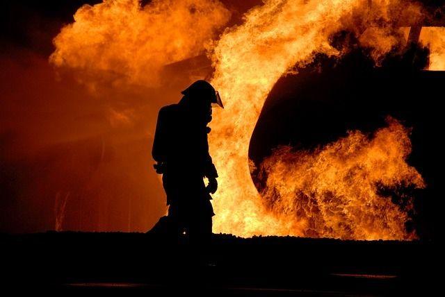 Guerra psicológica contra el fuego