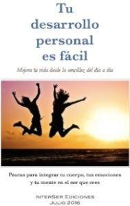 Portada libro tu desarrollo personal es facil