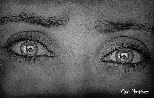 El campo emocional en los ojos
