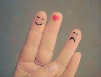 alegria amor tristeza