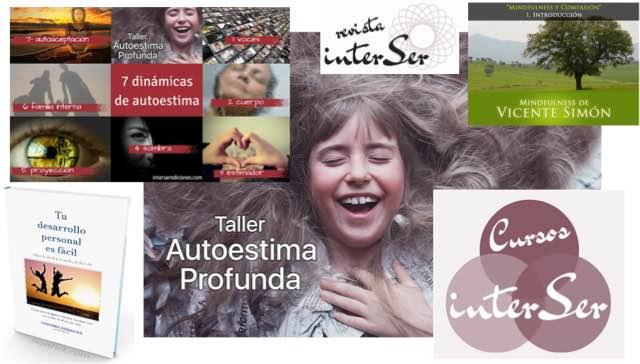 ayudas de crecimiento personal de Interser Ediciones