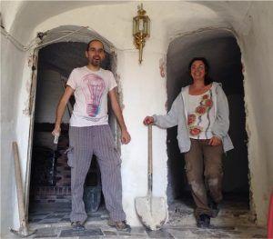 Crecimiento Personal en Palencia: Casa Cueva La Luz, con Nacho y Mariluz