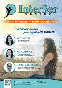 Centro InterSer Palencia: Habitando el cuerpo para despertar tu esencia