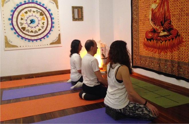 Grupo de meditación en Palencia