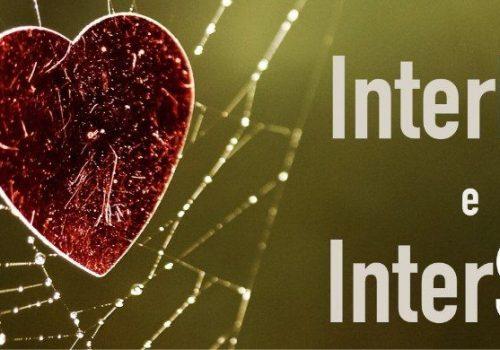 InterNet e InterSer y su logo de corazón enredado
