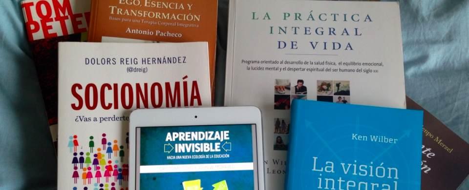 libros para agentes de cambio