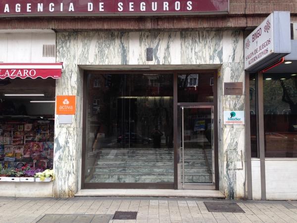 Portal del Centro InterSer Palencia
