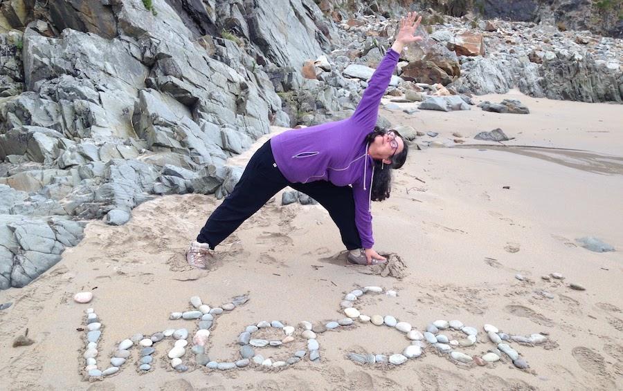 Exploración corporal a través del yoga