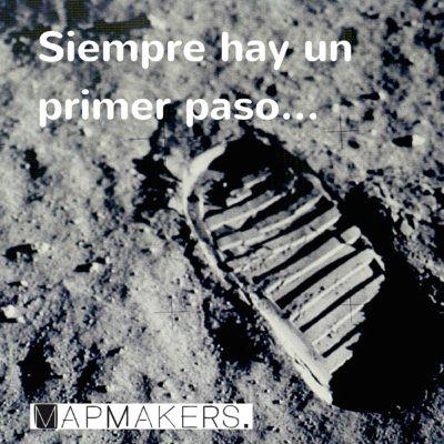 El primer paso del hombre en la luna