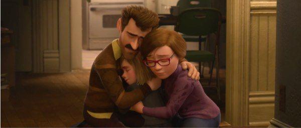 Familia en Inside Out - Habilidades emocionales