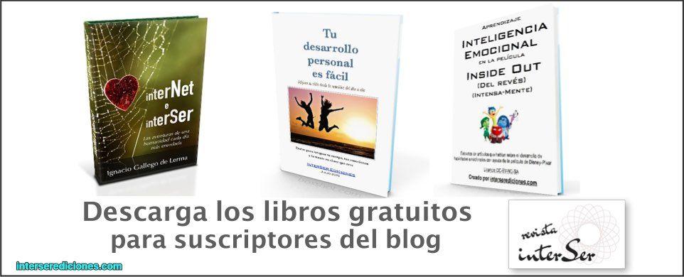 Libros gratuitos suscriptores InterSer Ediciones