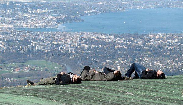 Relajación mental y emocional en las alturas