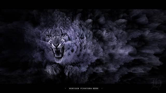 Sueño de resentimiento oculto con tigre