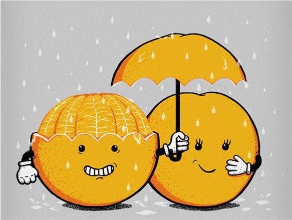 Frases renovadoras: No necesitas una media naranja