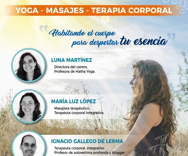 Centro InterSer Palencia: Habitando tu cuerpo para despertar tu esencia
