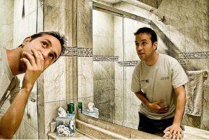 Historias autodramáticas frente al espejo