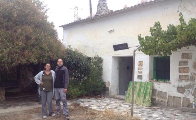 estado original sin rehabilitar casa cueva