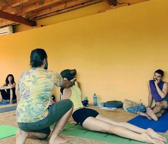 Retiro de formación en Yoga Dinámico con José Luis Cabezas