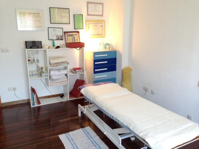 Sesiones de masaje terapeutico centro interser