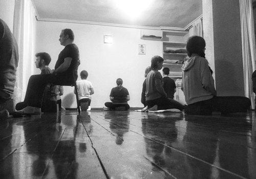 Taller de iniciación al zen con Denkô Mesa