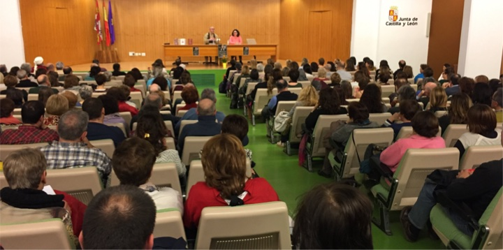 Conferencia de budismo zen y atención plena en Palencia