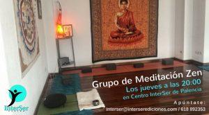 Grupo de meditación zen en Palencia