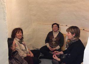 Retiro de atención y meditación en la Casa Cueva