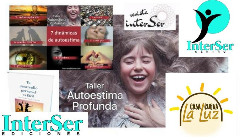 Ayudas de crecimiento personal y desarrollo transpersonal Proyecto InterSer