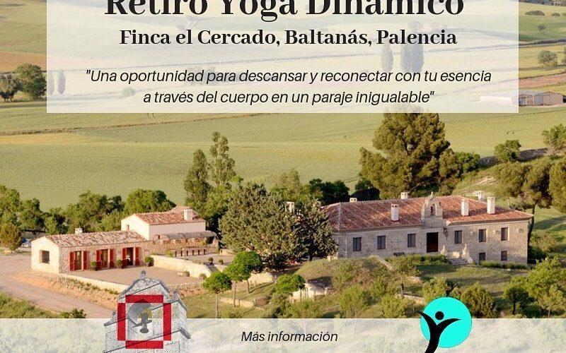 Retiro de yoga dinámico en Palencia