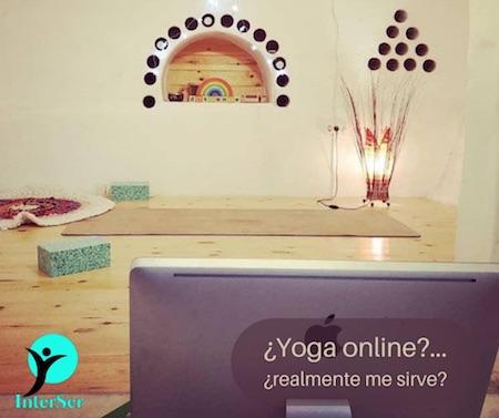 Consejos elegir yoga online